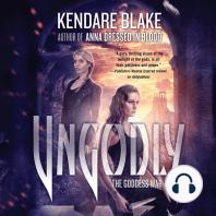 Ungodly: The Goddess War