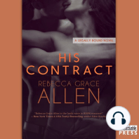 His Contract: Legally Bound, Book 1