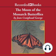 The Moon of the Monarch Butterflies