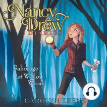 Sabotage at Willow Woods: Nancy Drew Diaries, Book 5