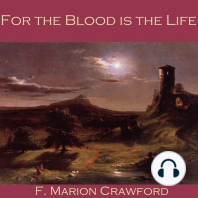For the Blood is the Life