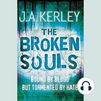 The Broken Souls (Carson Ryder, Book 3)
