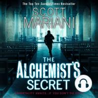 The Alchemist's Secret (Ben Hope, Book 1)