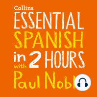 Destination Spanish with Paul Noble