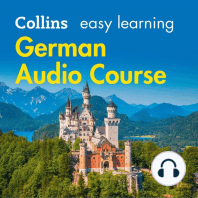 German Easy Learning: Language Learning the easy way with Collins (Collins Easy Learning Audio Course)
