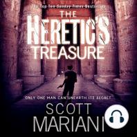 The Heretic's Treasure (Ben Hope, Book 4)