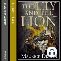 The Lily and the Lion (Accursed Kings, Book 6)