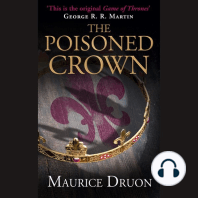 The Poisoned Crown (Accursed Kings, Book 3)