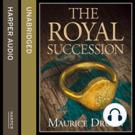 The Royal Succession (Accursed Kings, Book 4)