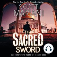 The Sacred Sword (Ben Hope, Book 7)