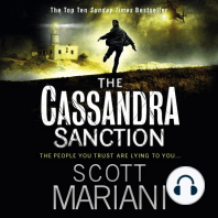 The Cassandra Sanction (Ben Hope
