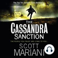 The Cassandra Sanction (Ben Hope