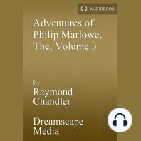 Adventures of Philip Marlowe, The