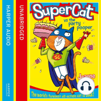 Supercat vs. The Party Pooper (Supercat, Book 2)