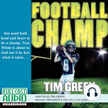 Football Champ: You Need both Head and Heart to be a Champ, Troy White is About to Find Out if He has what it Takes