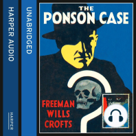 The Ponson Case (Detective Club)