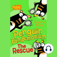 Penguin Pandemonium - The Rescue (Awesome Animals)