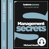 Management (Collins Business Secrets)
