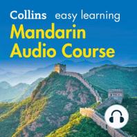 Mandarin Easy Learning: Language Learning the easy way with Collins (Collins Easy Learning Audio Course)