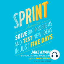 Sprint: Test New Ideas, Solve Big Problems, and Answer Your Most Pressing Questions