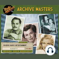 Archive Masters, Volume 3