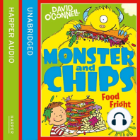 Food Fright (Monster and Chips, Book 3)