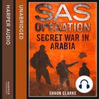 Secret War in Arabia