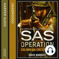 Colombian Cocaine War (SAS Operation)