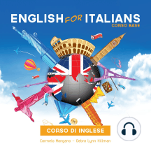 Corso di inglese, English for Italians: Corso Base