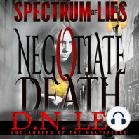 Negotiate Death - White Curse - Spectrum of Lies - Book 1
