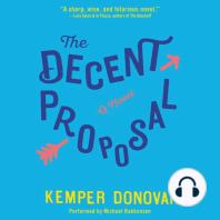 The Decent Proposal: A Novel