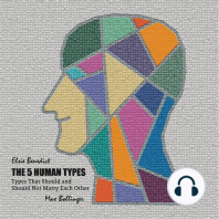 The 5 Human Types, Volume 6