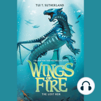 Wings of Fire, Book #2