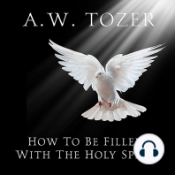 How to be Filled with the Holy Spirit