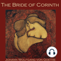 The Bride of Corinth