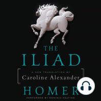 The Iliad: A New Translation by Caroline Alexander