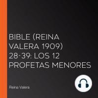 Bible (Reina Valera 1909) 28-39