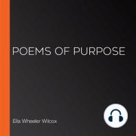 Poems of Purpose