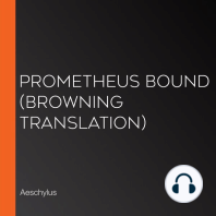 Prometheus Bound (Browning Translation)