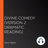 Divine Comedy (version 2 Dramatic Reading)