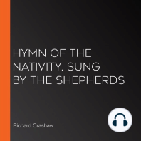 Hymn of the Nativity, Sung by the Shepherds