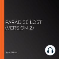 Paradise Lost (version 2)
