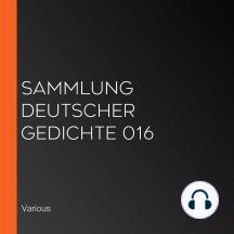 Sammlung deutscher Gedichte 016