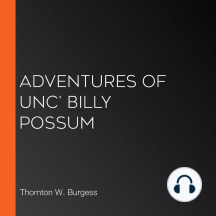 Adventures of Unc' Billy Possum