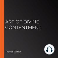 Art of Divine Contentment