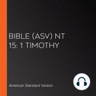 Bible (ASV) NT 15