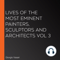 Lives of the Most Eminent Painters, Sculptors and Architects Vol 3