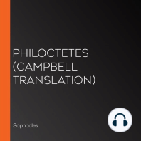 Philoctetes (Campbell Translation)