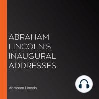 Abraham Lincoln's Inaugural Addresses