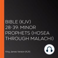 Bible (KJV) 28-39